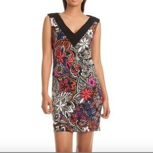 Trina Turk Charline Sleeveless Dress Size 6